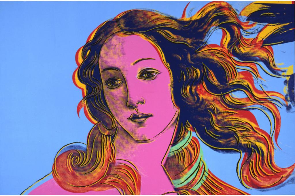 Venus Andy Warhol infidelidad