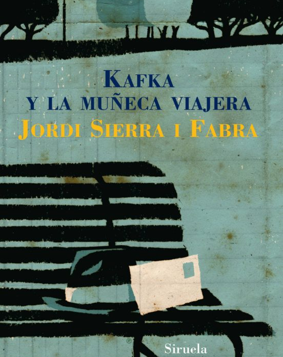 Portada de 'Kafka y la muñeca viajera' de la editorial Siruela.