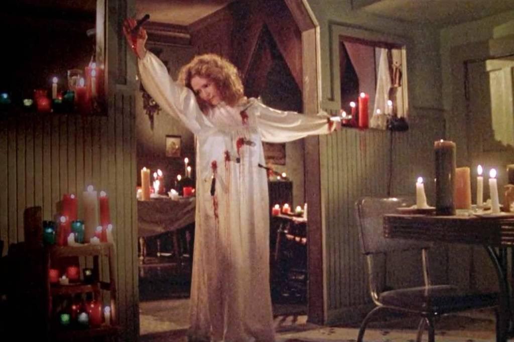 Fotograma de Carrie (1976) de Brian de Palma.